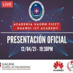 La FICCT- UAGRM hace oficial su convenio con Huawei ICT Academy